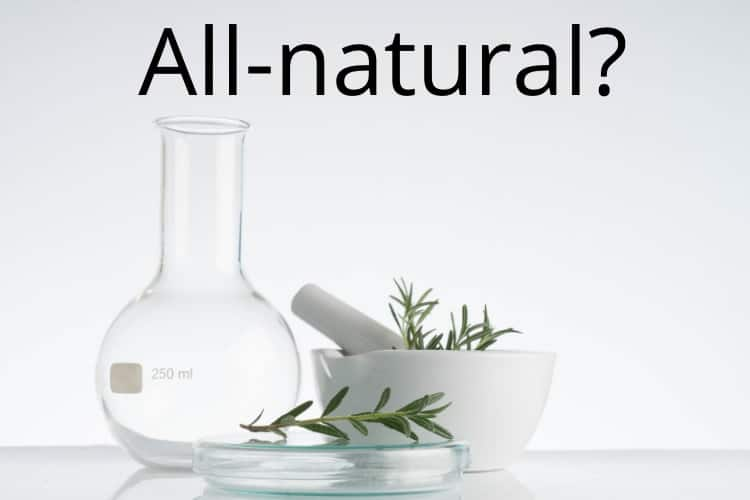 are origins products all natural