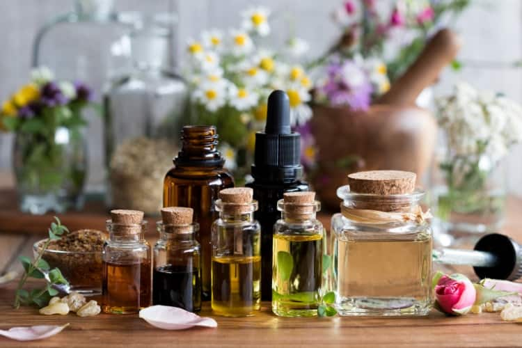 essential oil dilution for face