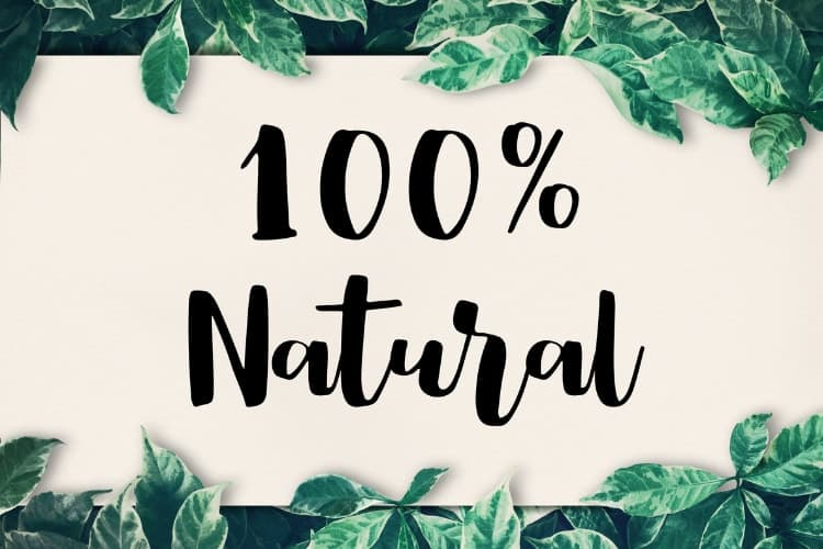 reasons why all natural skin care isn't always the best choice
