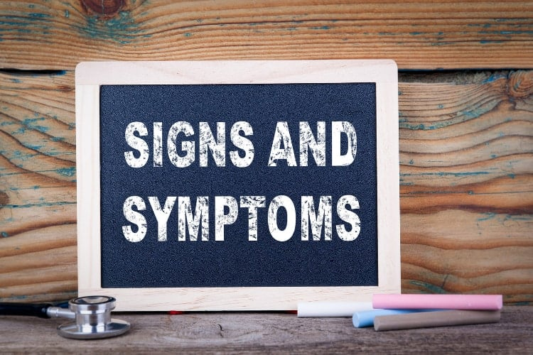 how do you know you have inflammation in your body signs and symptoms