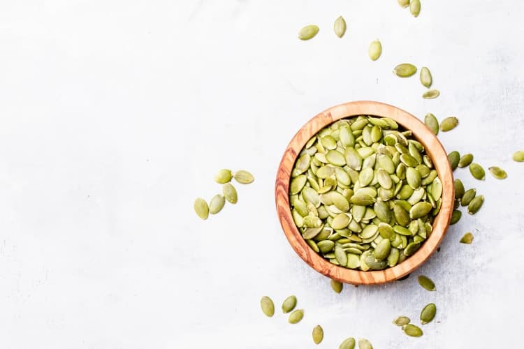 how does seed cycling help with acne pumpkin