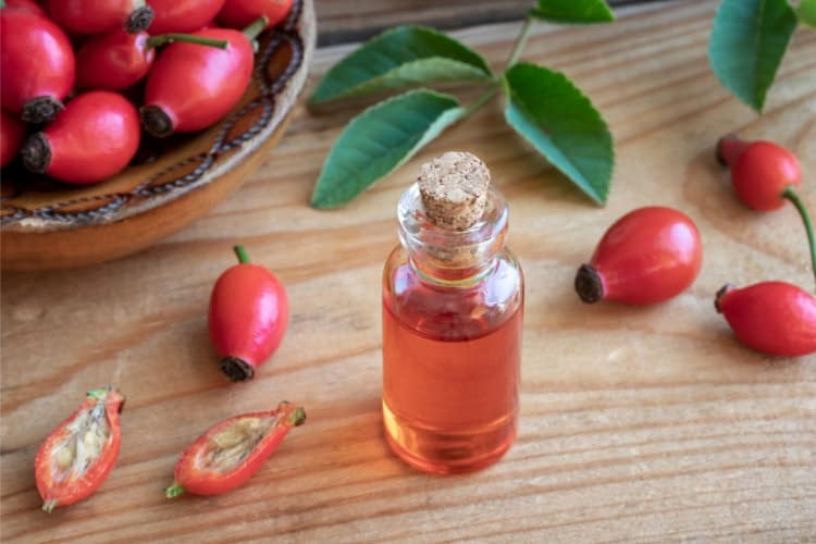 how to add rosehip oil to your skin care routine