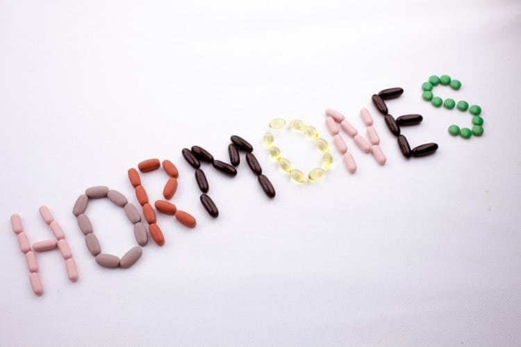 what does inflammation do to your skin hormones