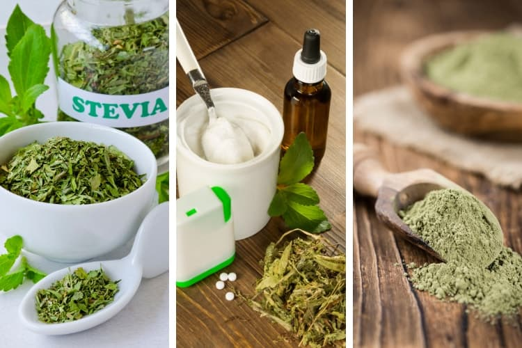 types of stevia for acne prone skin