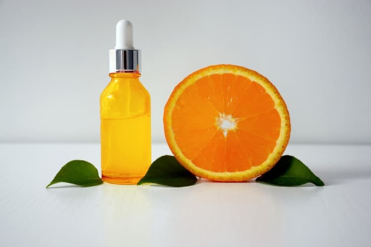 how to use vitamin c serum and aloe vera gel together